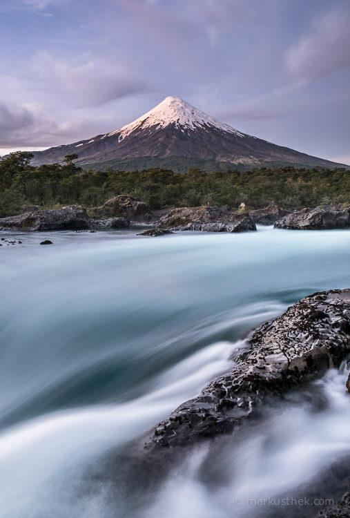 Traum-Landschaften in Chile: Der Vulkan Osorno