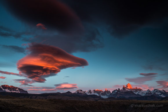 Fitz Roy & Cerro Torre