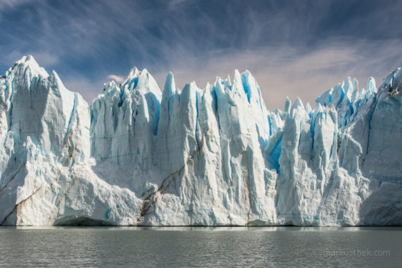 Der Perito Moreno Gletscher in Argentinien