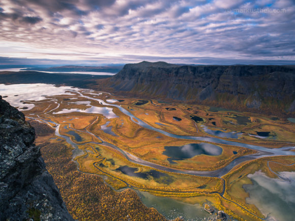 Landschaftsfotografie im schwedischen Nationalpark Sarek