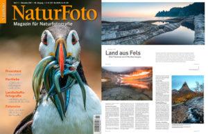 Eine Fotostrecke in der NaturFoto von Markus Thek