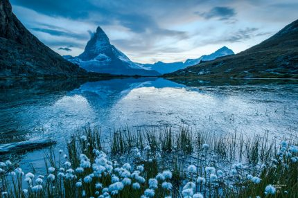 Das Matterhorn mit seinem Obelisk zählt sicherlich zu den spannendsten Motiven in der Landschaftsfotografie.